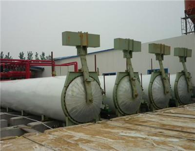 AAC Autoclave Aerate Concrete Block