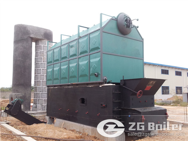 6 ton biomass fired steam boiler supplier in Vietnam