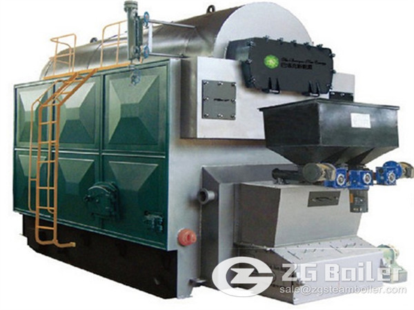 Biomass fired boiler for palm oil mill in Malaysia