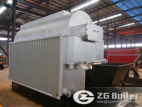 Biomass fired boiler for Pakistan heating poultry house