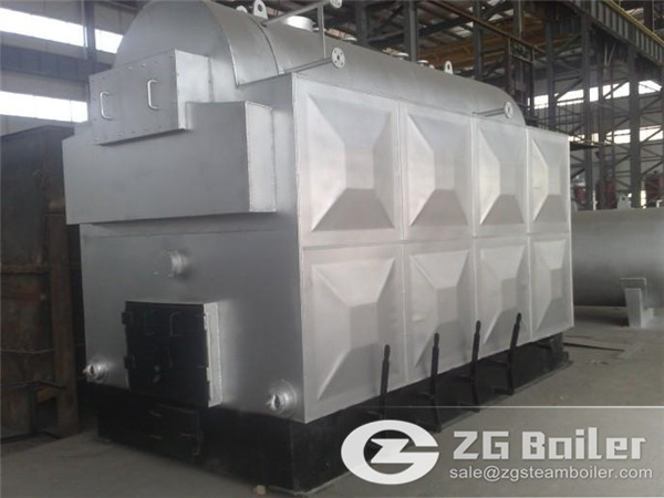3 ton biomass fired boiler for sale to Philippine for power generation