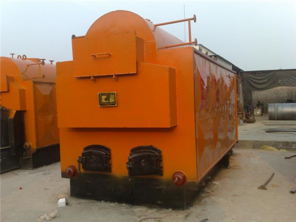 Bangladesh setup 25 ton biomass fired steam boiler