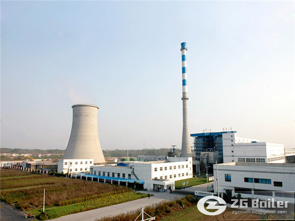 130 ton biomass power plant boiler for 25mw power generation