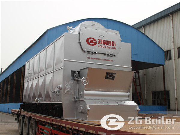 2 tons biomass fired boiler in Nigeria