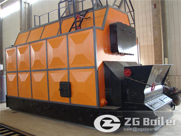 DZL chain grate steam boiler manufacturer in Pakistan