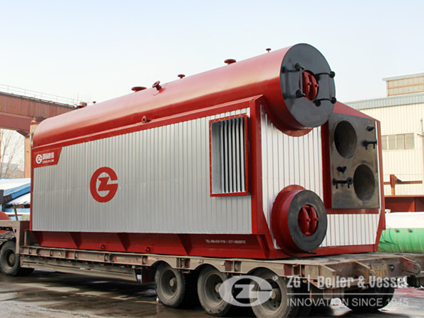 50 ton heavy oil boiler