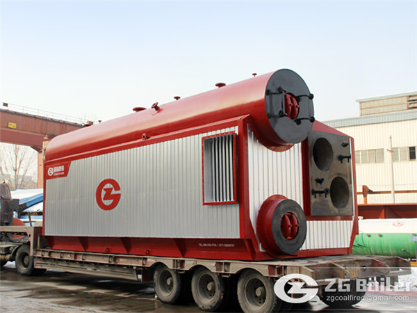 80 ton oil fired boiler