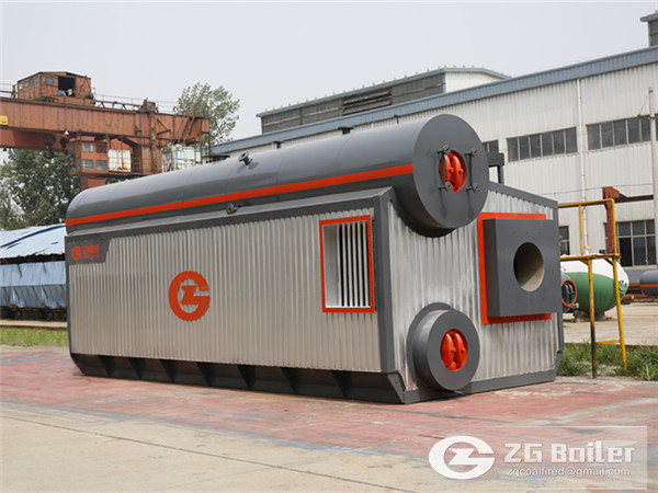 20 ton/hr heavy oil boiler