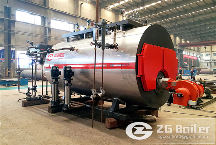4 ton gas steam boiler