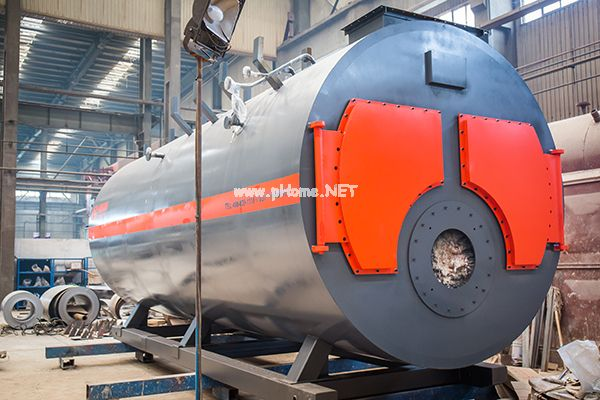 9 ton gas and oil boiler
