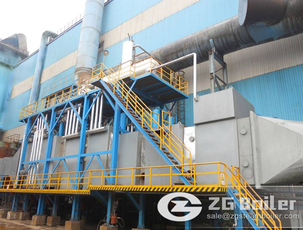Waste heat boilers for power generation in Bangladesh