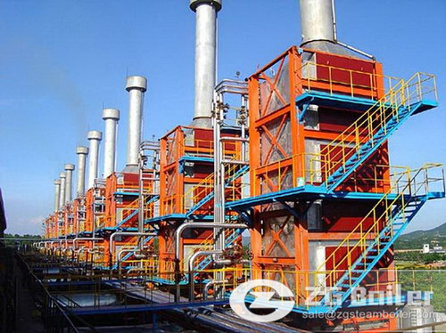 Waste heat boiler manufacturer in Uzbekistan